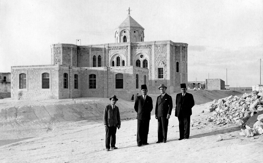Saint Krikor church Al Midan Aleppo 1936