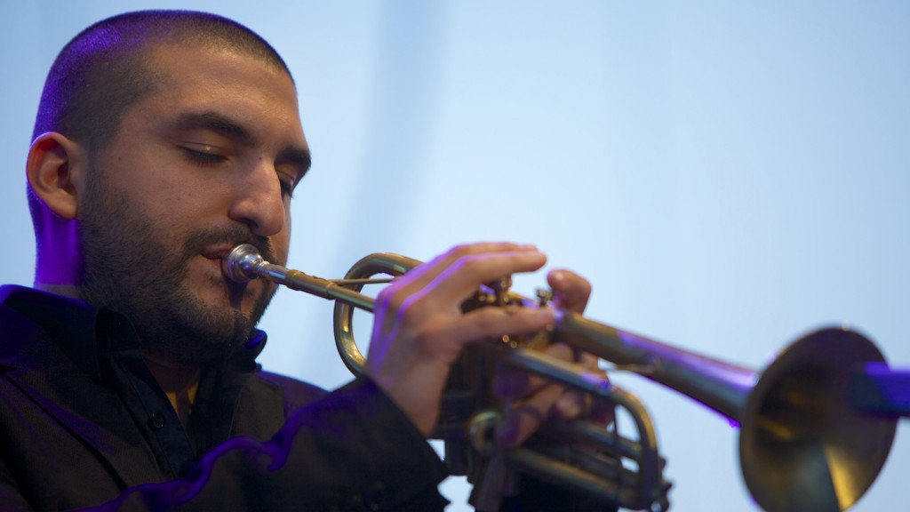 Ibrahim Maalouf at Jazz à Juan 2013 1